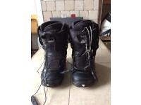 Size 40 snowboarding boots