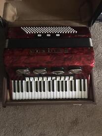 Delicia accordion 120 bass