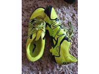 Adidas Football Boots - Size 3