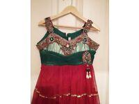 Indian custume for child.