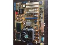 Asus motherboard bundle 8gb ram and amd phenom processor black edition