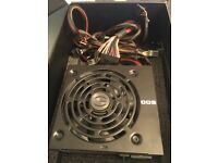 Selling my 500W EVGA power supply barely used as I upgraded fairly quickly