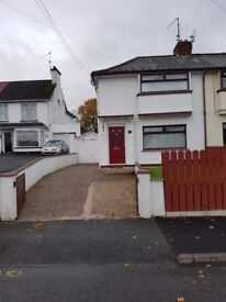 3 bed semi to rent from 15/12/17 Banbridge Road, Lurgan