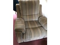 Parkerknoll suite 3 seater 2 seater electric reclining chair