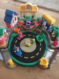 Fisher Price roundabout set