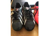 Football boots size 5 & 5.5