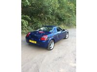 Toyota mr2 roadster vvti 1.8 2001 convertible. 3 owners from new. Immaculate car throughout.