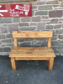 Pair of rustic benches * free delivery*