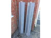 Pair of 1.5m cavity lintels for 70mm cavity
