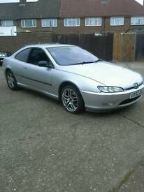 Peugeot 406 coupe HDI 2.2 16V TURBO DIESEL 9 months MOT F.S.H kwik sale or ox 499