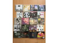 CD collection (30+) assorted artists