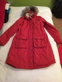 Regatta UNWORN lovely coat, SIZE 14, would suit someone 5'5'' and under.