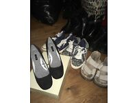 Selection of Ladies shoes and boots great condition or new size 4