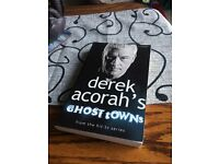 Derek Acorah Books
