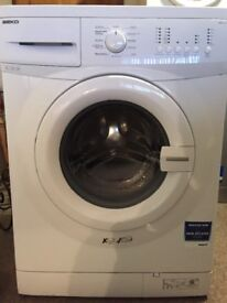 Beko White Washing Machine 6kg WMP601W