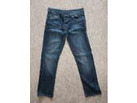 Excellent condition mens 32R River Island Jeans - £6 ONO
