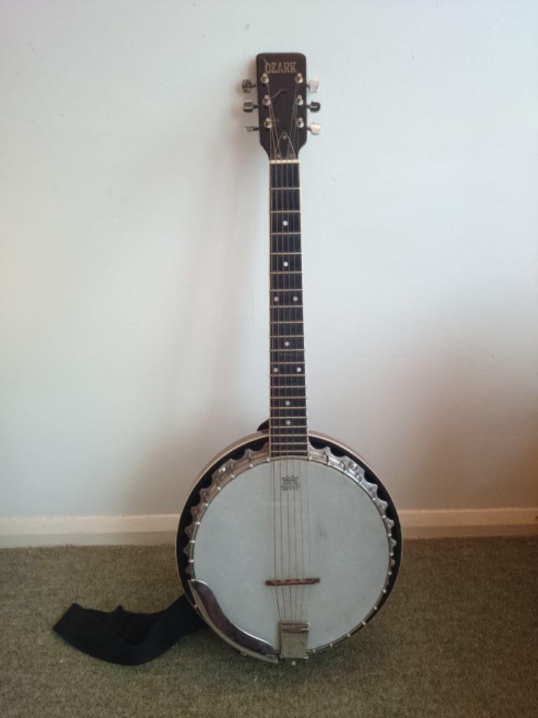 6 String Banjo Banjitar In Saltdean East Sussex Gumtree