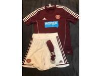 Heart of Midlothian team kit
