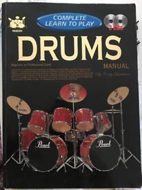 Complete Learn to Play Drums