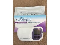 Clearblue Electronic Fertility Monitor (with instruction booklet but not original packaging)
