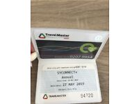 Yearly travel pass South Yorkshire
