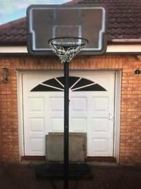 Full size Basketball Net & Stand