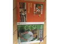 GCSE food technology books