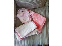 Selection of Bibs & Burping Cloth