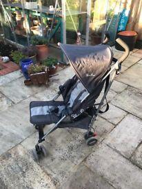 Silver Cross push chair