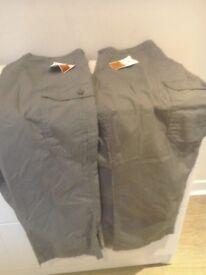 M&S Blue Harbour Men's Trousers
