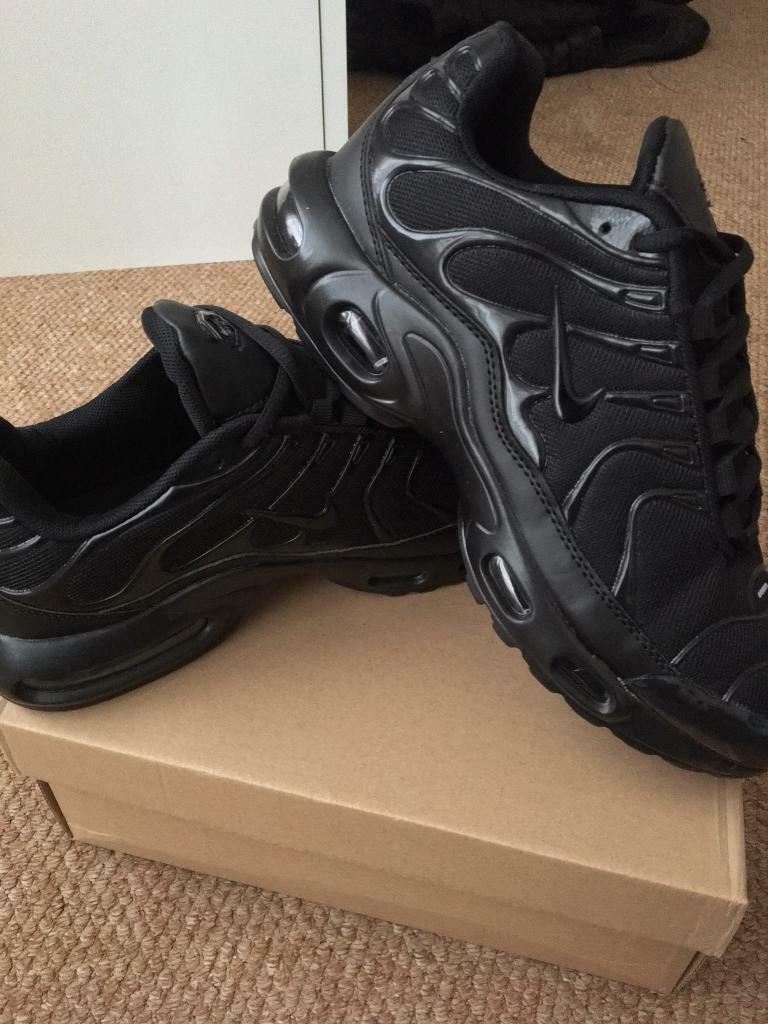 b0e32007e8 SIZE 7 8 9 10 BRAND NEW NIKE TN BOXED TRAINERS TNs (NOT) 90 110s 95 110  adidas 97 air max