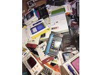 WholeSale Over 100 Mixed iPhones Cases