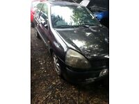 2003 RENAULT CLIO 1.2 PETROL PETROL BREAKING FOR PARTS