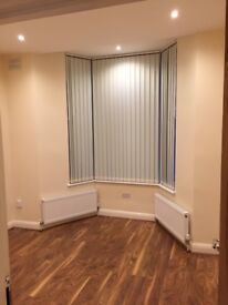 REDUCED FOR XMAS LET! Newly Refurbished 2 bed first floor flat located within a Victorian conversion