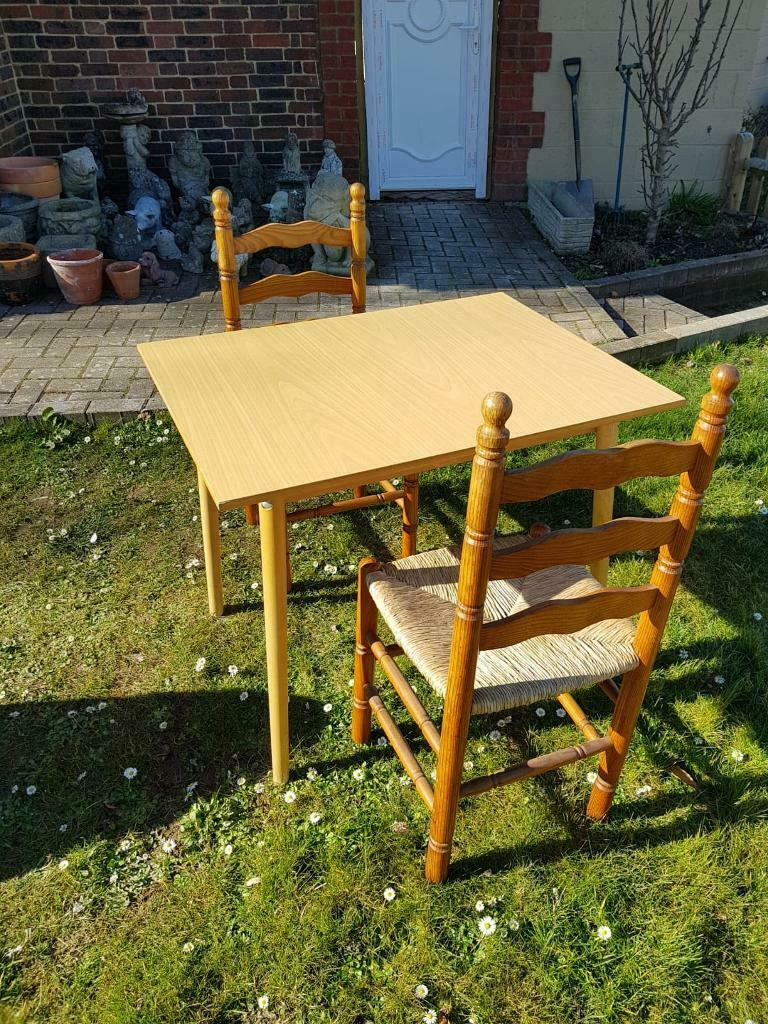 Table And Chairs In Brighton East Sussex Gumtree