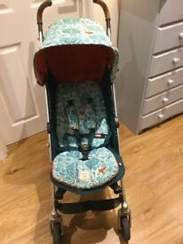 Mamas & Papas Donna Wilson Limited Edition Stroller