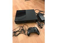 Xbox One Console (500GB) Boxed - complete with all accessories