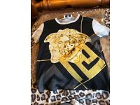 Boys size Versace top