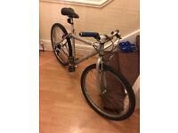 "Adult bike 26"" inch, aluminium frame"
