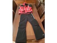 Voelkl Ski jacket and pants size medium