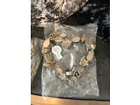 Metal wall love heart picture wall hanging candle t light brand new