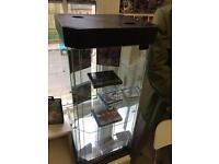 Glass Display Case For Shop Etc