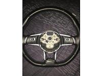 Vw mk7 gte steering wheel