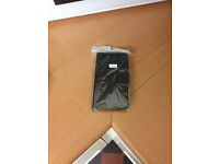 (New) Samsung Galaxy note 2 black leather case