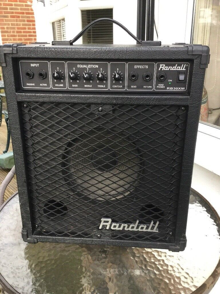 Randall Bass Amp | in Hitchin, Hertfordshire | Gumtree