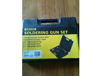 soldering gun set by focus (still sealed)