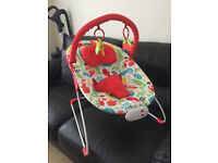 Baby Bouncer (Red Kite) for Sale