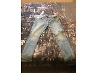 G star jeans 36w brand new with tags