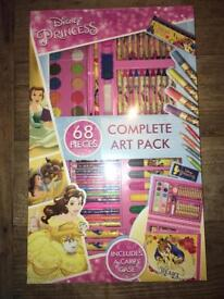 DISNEY PRINCESS ART PACK