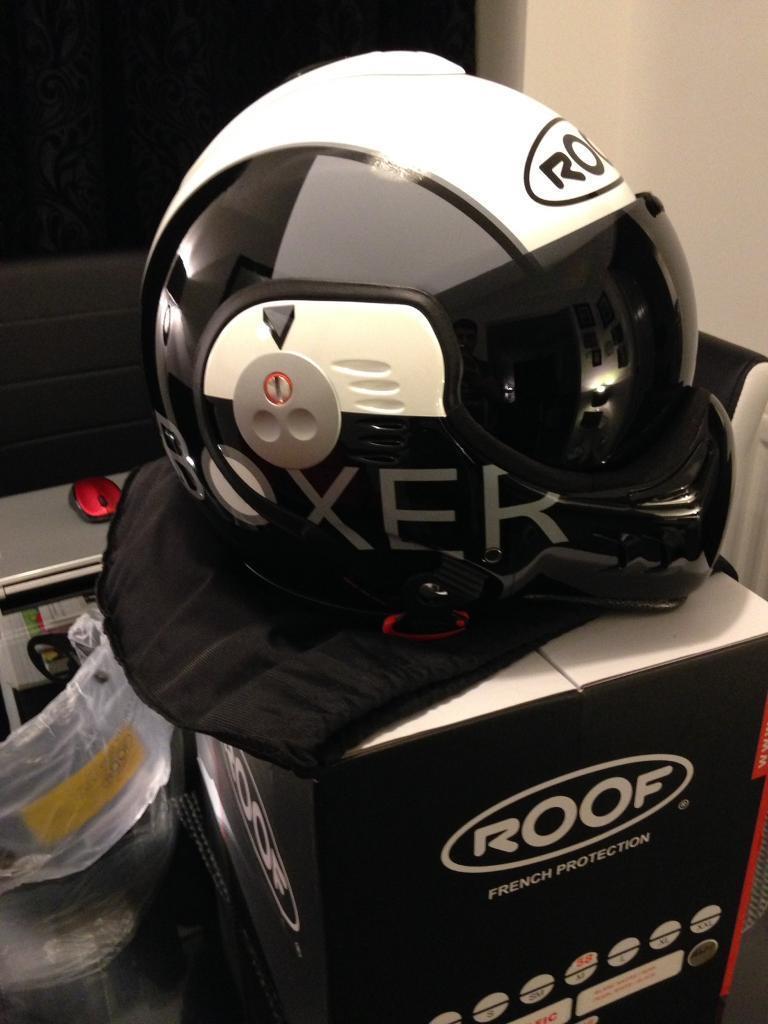 Roof Boxer V8 Helmet In Aberdeenshire Gumtree